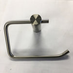 "Bathroom Tissue ""L"" Hook (Brushed Nickel)"