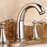 8 in. Superior 2-Handle High-Arc Bathroom Faucet