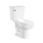 Basic Two Piece Toilet in White H80