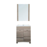 "24"" Single Sink Vanity Set (Mirror Included)**"