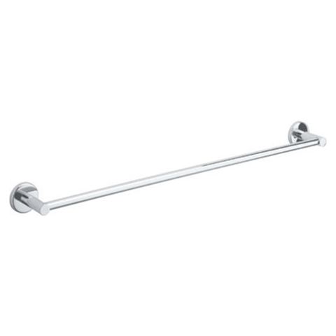 "24"" Single Towel Bar (Polished Chrome)"