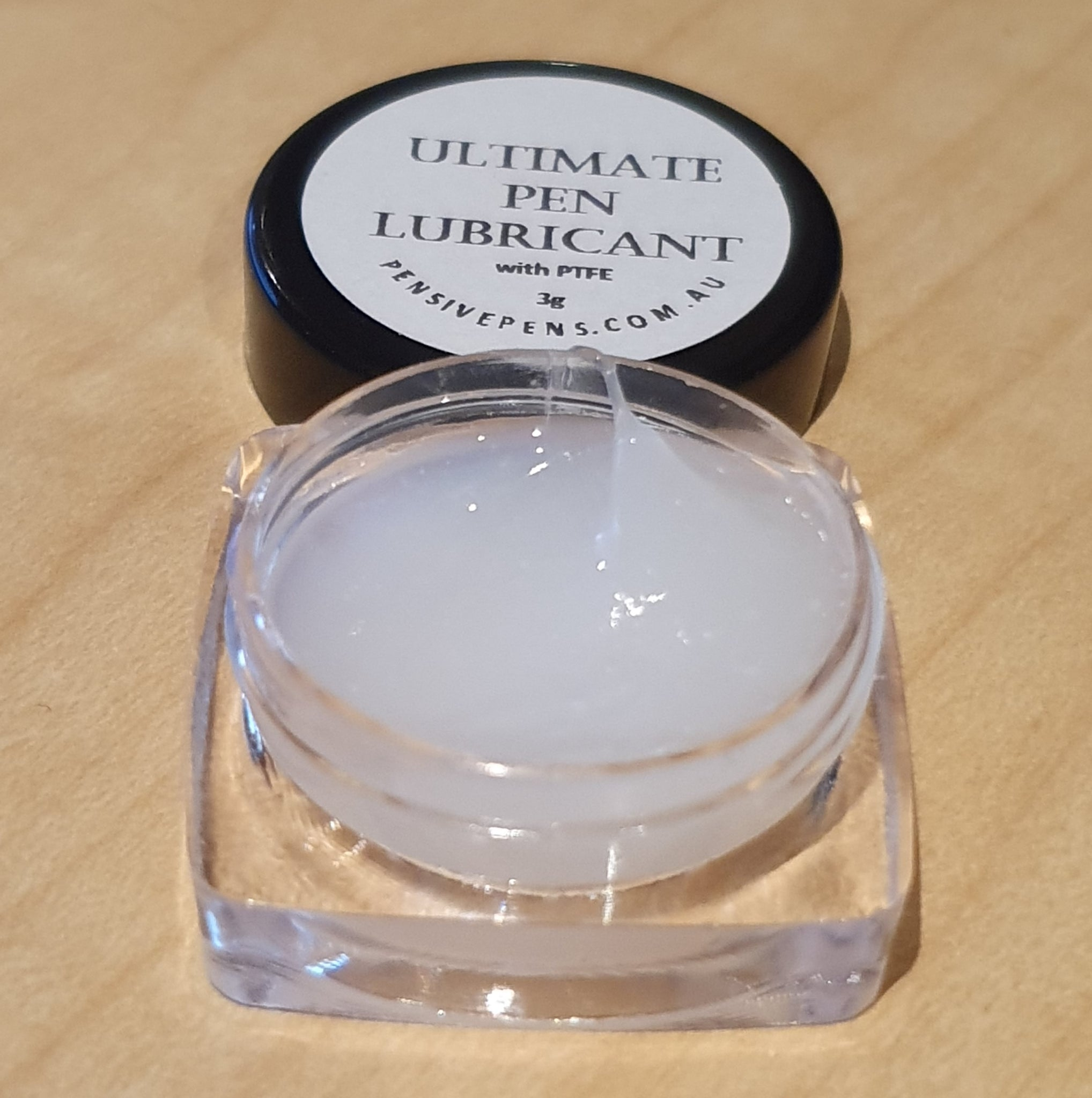 Ultimate Pen Lubricant - With PTFE - Silicone Grease