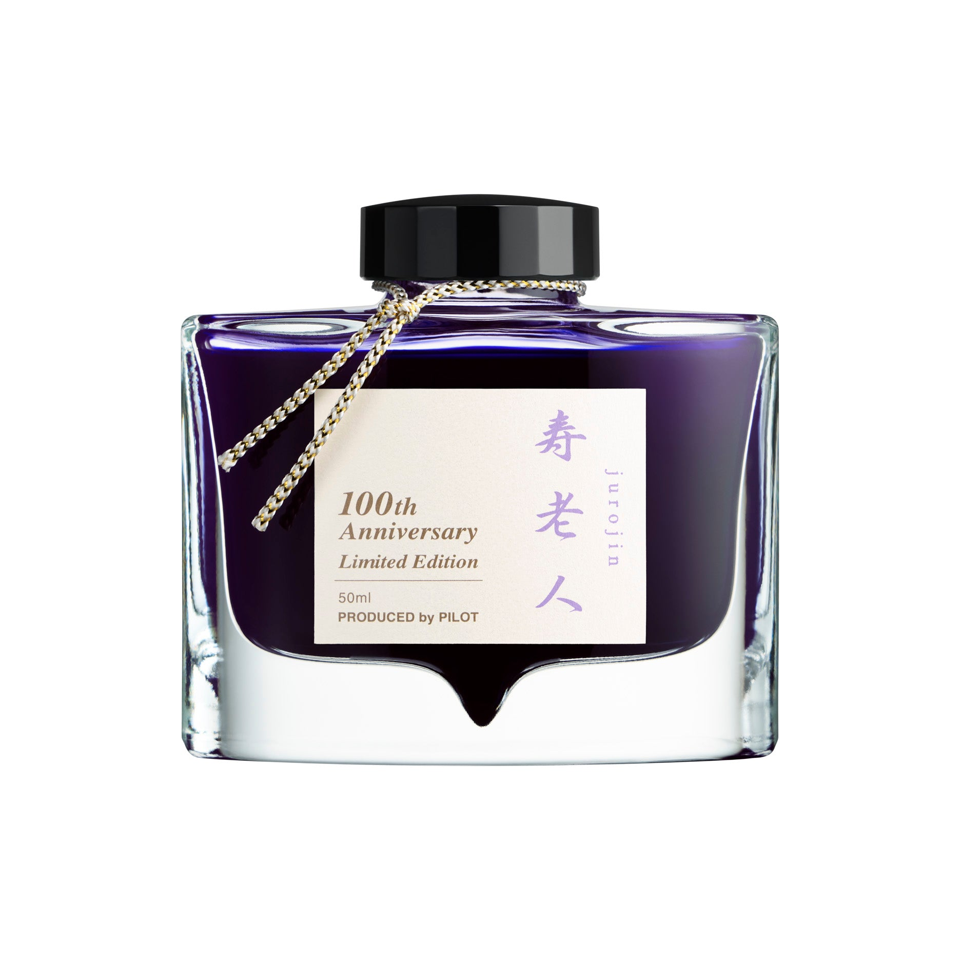 Pilot 100 Year Limited Edition Ink - Seven Gods - Juro-jin