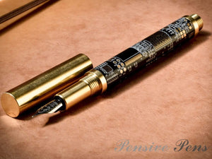 Short Circuit - PCB Fountain Pen