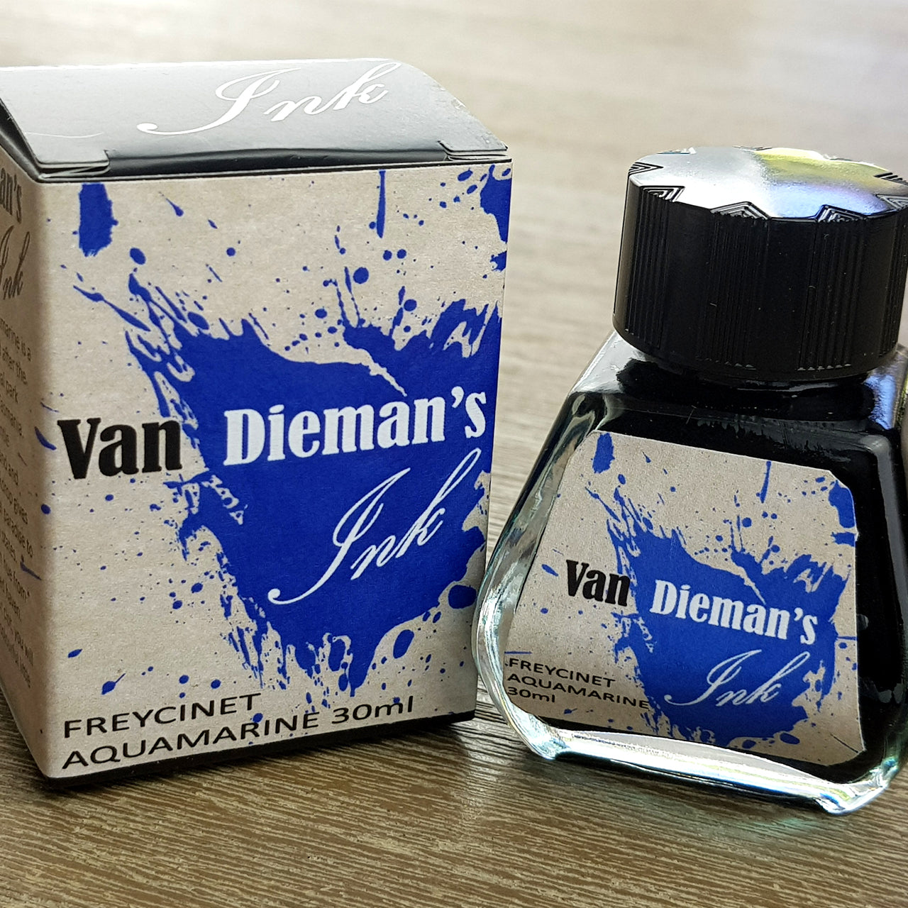 Freycinet Aquamarine - Van Dieman's Fountain Pen Ink - Original Series