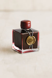 J. Herbin 1670 Rouge Hematite (Burgundy) - 50mL