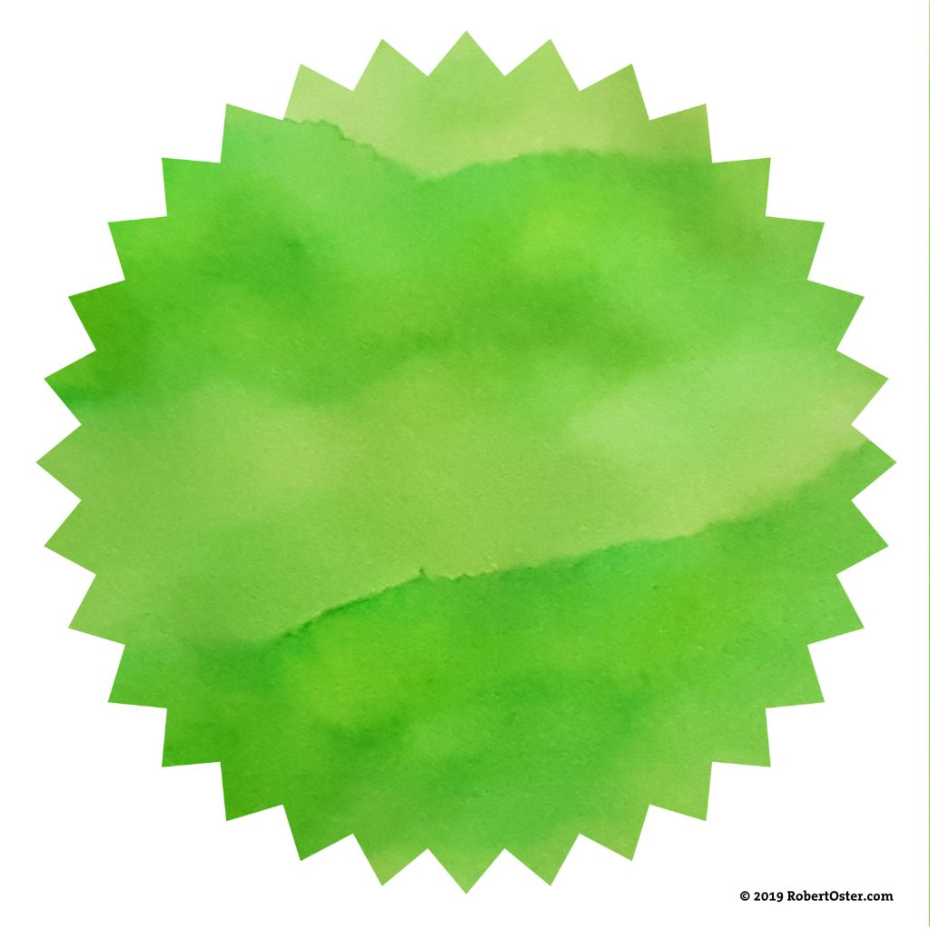 Light Green - Robert Oster Signature Ink