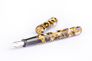 Stratos Granite Fountain Pen - James Finniss