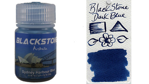 Sydney Harbour Blue - Blackstone Ink