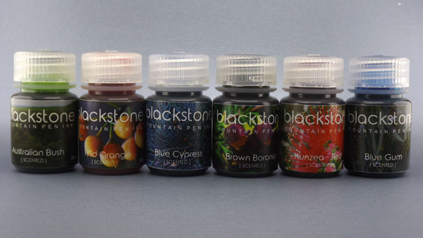 Australian Bush - Scented Blackstone Ink
