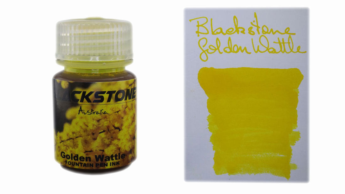 Golden Wattle - Blackstone Ink