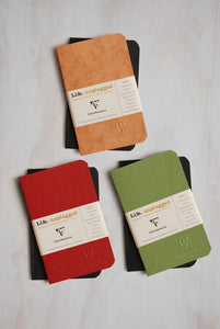 Clairefontaine - Mini Pocket Notebook Pair - A7