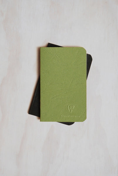 Clairefontaine | Mini Pocket Notebook Pair - A7