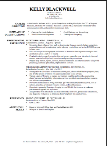 Additional Skills For Resume | How To Write A Good Product Manager Resume Product Gym Product