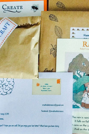 3 Month Subscription - Letters from Wendy