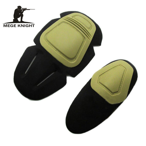 Tactical GEN2 Knee pad Elbow pad for military Airsoft uniform suits, Army  military combat uniform, Support for pantball clothes