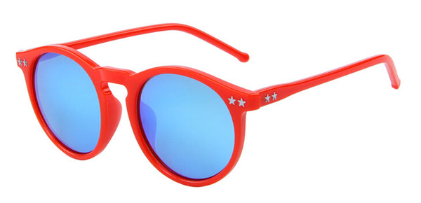 MERRY'S Fashion Vintage Women Cat Eye Sunglasses Five-pointed Star Decoration Frame UV400