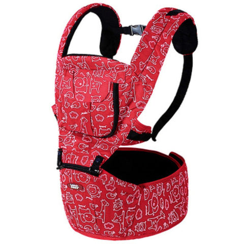 Newborn Infant Baby Carrier Backpack Breathable Ergonomic Adjustable Wrap Sling Front Back Activity&Gear Suspenders BB0006