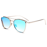 TSHING Cat Eye Sunglasses