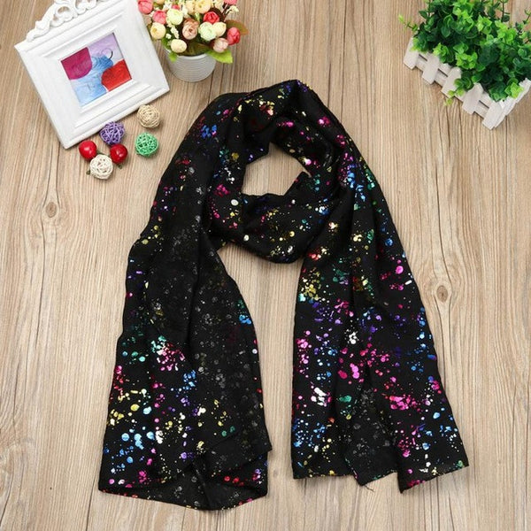 2017 Fashion Long Scarf Women 180*70cm Lady Butterfly Print Wrap Women's Shawl Pashmina Stole Scarf Scarves 5 Colors hijab