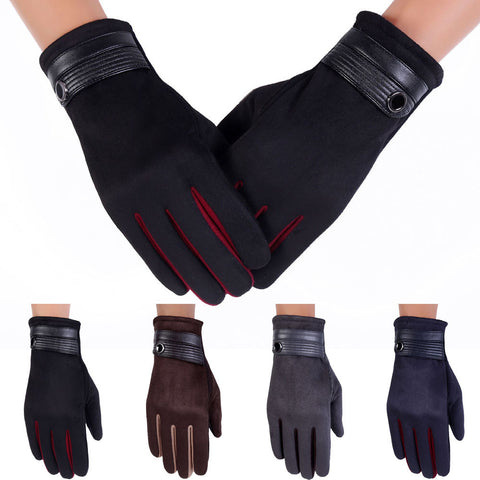 2017 New Arrival Gloves Women Men Mittens Female Luvas Winter Warm Motorcycle Ski Snow Snowboard Gloves femininas para o inverno