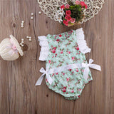 Newborn Baby Clothes Costume Baby Rompers Sleeveless Baby Girls Clothing Summer Jumpsuits Roupas Bebes Infant
