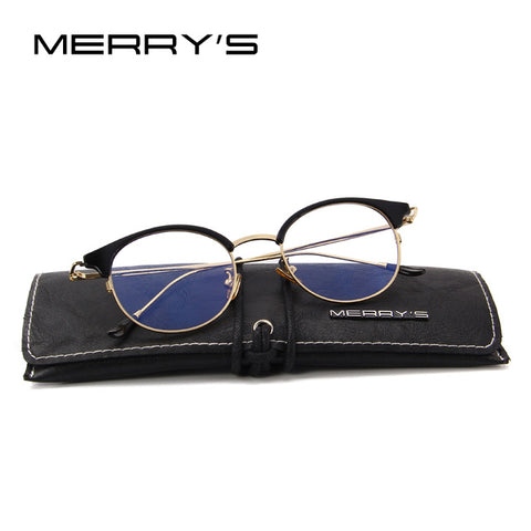 MERRY'S DESIGN Women Retro Cat Eye Optical Frames Eyeglasses S'2066