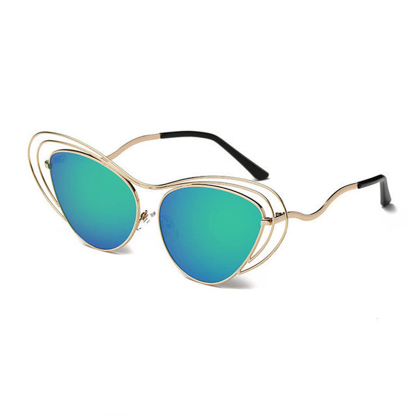 Unique Cat Eye Sunglasses