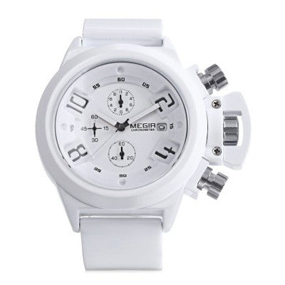 Men Sport Quartz Men Watches Fashion and Casual