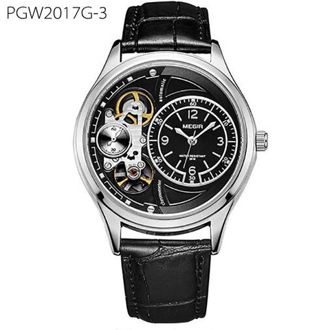 Original Men Quartz Watch Top Brand Luxury Watches Leather Military Watch Clock Men