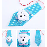 Christmas Party Adjustable Children Toy Grooming Bow Tie Necktie Clothes