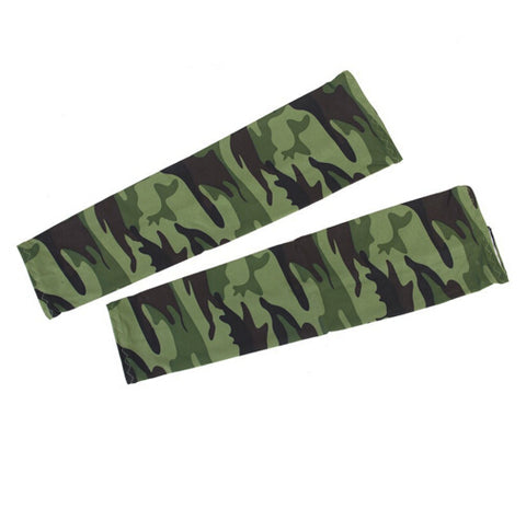 IMC  1 pair Camouflage Sunscreen Sleeves