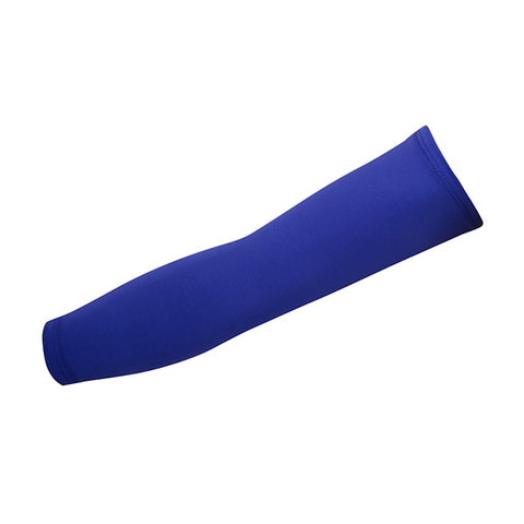 Arm Warmers Sports Solid Arm Sleeves Lycra Spandex Protective Covers