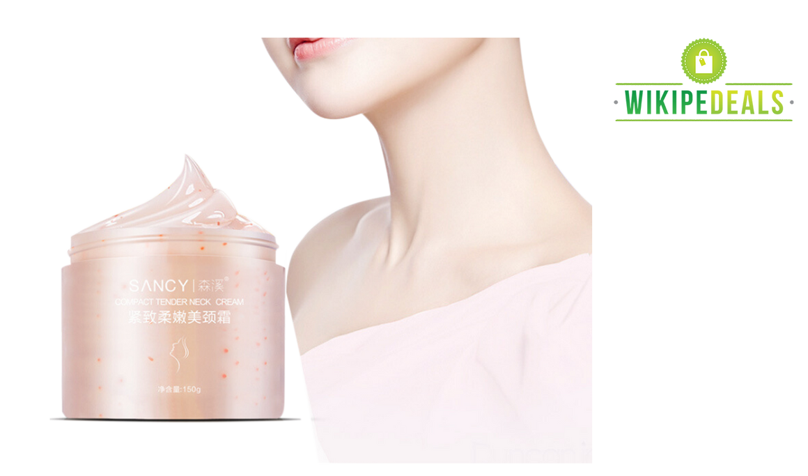Neckline Lightening & Firming Cream