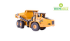 Construction Vehicle Toy Model