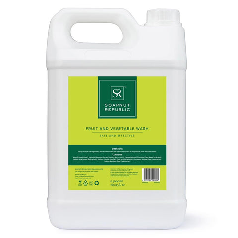 Fruit & Vegetable Wash (5L) | 果蔬清洗液 (5L)