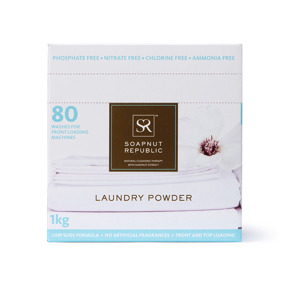 Laundry Powder - Fragrance Free | 植物礦物源洗衣粉