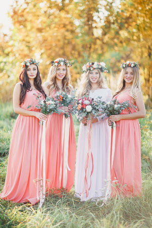 Here are the Biggest Mistakes Brides Make when Selecting Bridesmaid Dresses