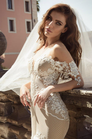 The Best Mermaid Wedding Gown to Get for your Wedding Day