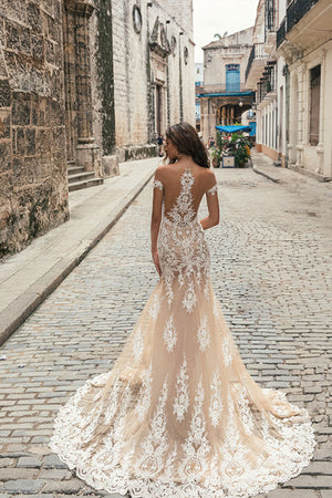 Why Get a Mermaid Wedding Gown for Your Wedding Day