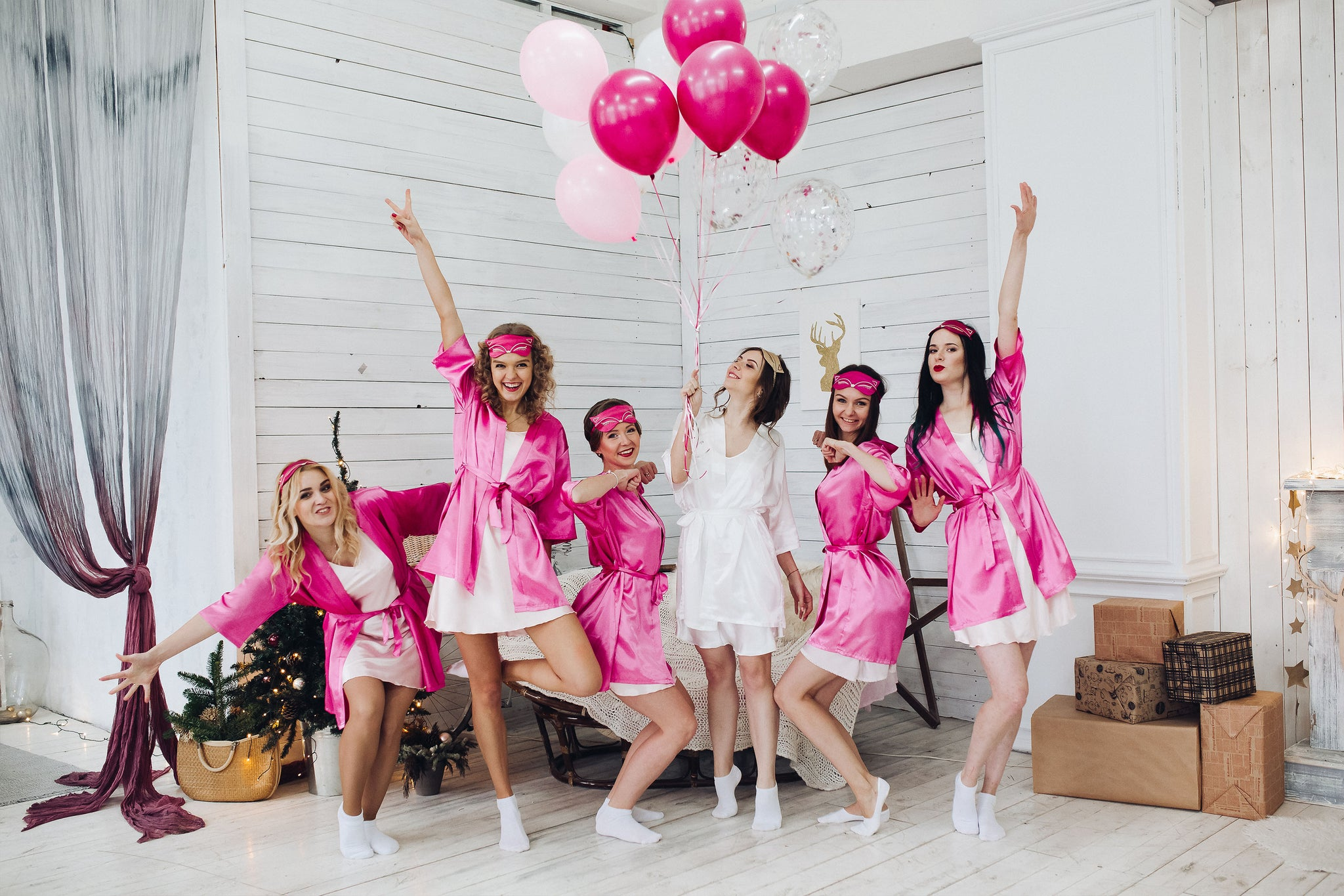 Bridesmaids Robes & Bridal Party Robes