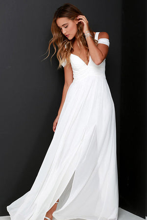 Adriane Chiffon Wedding Dress