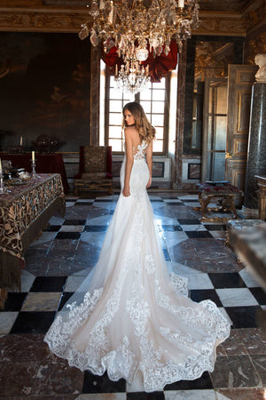 Serenna Mermaid Wedding Dress