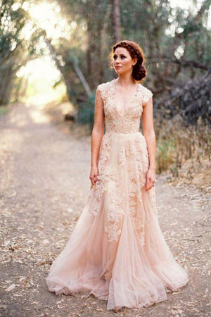 Nami A Line Wedding Dress
