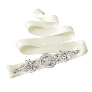 Blossom Wedding Sash