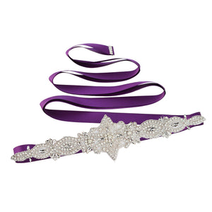 Catori Bridesmaid Sash Belt