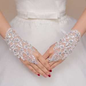 Lana Wedding Gloves