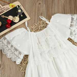 Aven Princess Lace Dress