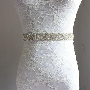 Sienna Wedding Bridal Sash Belt