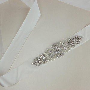 Kory Pearl Wedding Belt